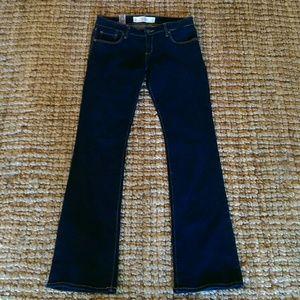 6f3dc3ca5b8 Abercrombie & Fitch Jeans - Abercrombie & Fitch dark indigo boot cut jeans